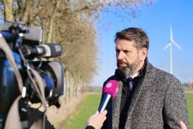 Flugsicherheit: Minister Lies fordert mehr Platz für Windkraftanlagen